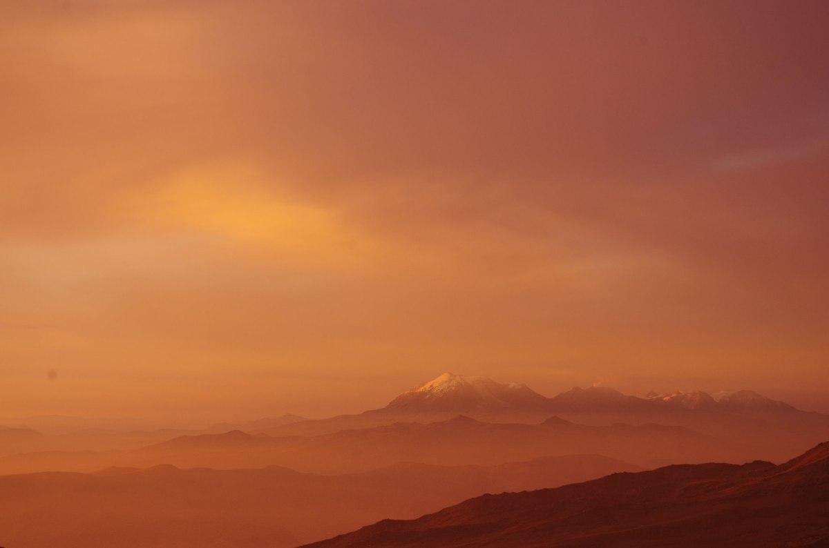 【登山記録】2014年11月:チャチャニ登山/ペルー・世界一簡単に登れる6,000m峰に挑戦してみた。