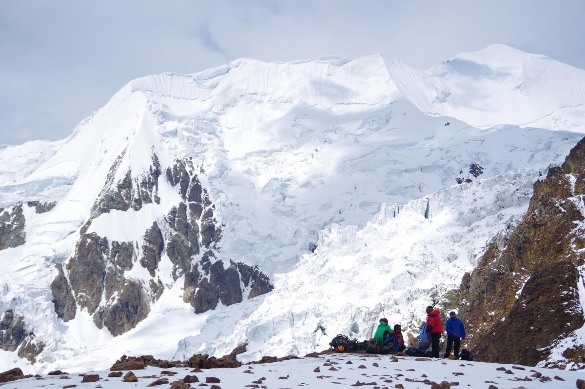 【登山記録】2014年12月:イリマニ登山/ボリビア・人生史上最も苦しんだ年末年始、悪徳ガイドと悪夢の登山